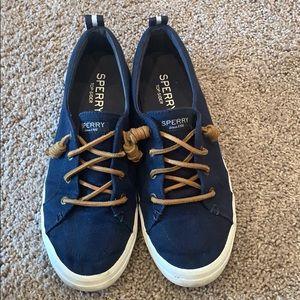 Sperry crest vibe sneaker- women's size 8